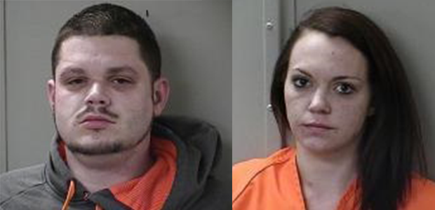 Woodbury Man / Smithville Woman Arrested at Aspen Heights Apartments