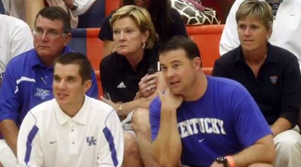 Rick Insell Shares Memories of Pat Summitt
