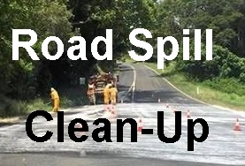 Road Spill Closed Kingwood Ln. For 3-Hrs. Tuesday