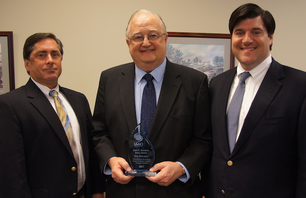 Rutherford County Assessor of Property Honored
