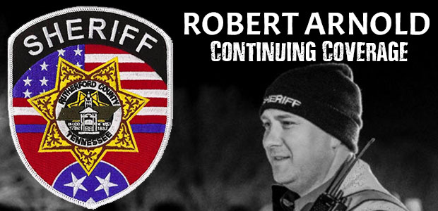SPECIAL SECTION: Sheriff Robert Arnold Jailed