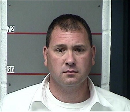 Robert Arnold Pleads Guilty...Resigns As Sheriff
