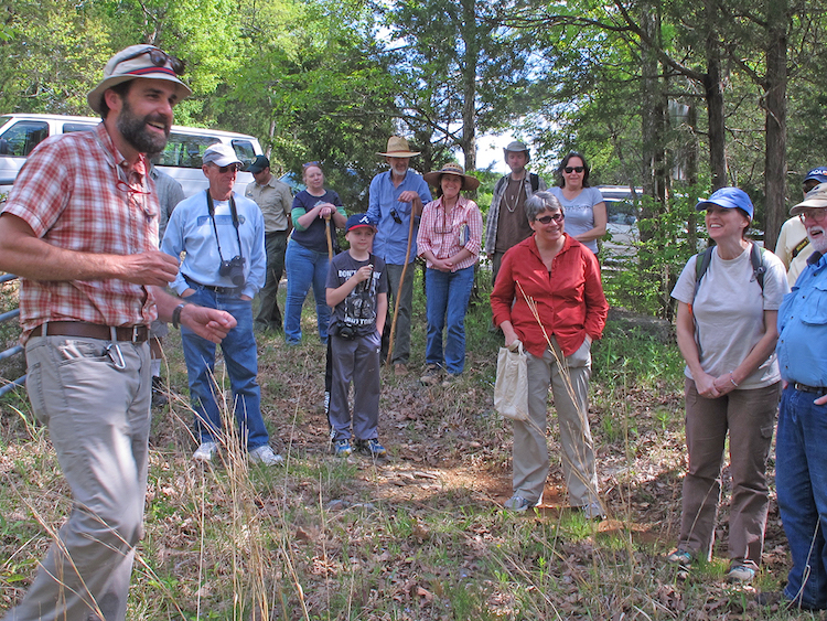 MTSU-led effort assists cedar glades wildlife festival May 4-5