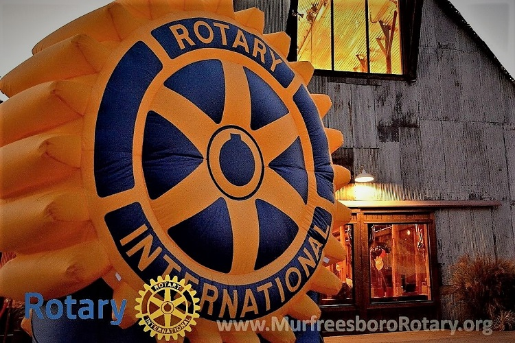 Murfreesboro Rotary Continues It Centennial Celebration!