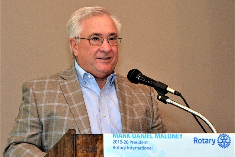 Murfreesboro Rotary Learns About Substance Abuse