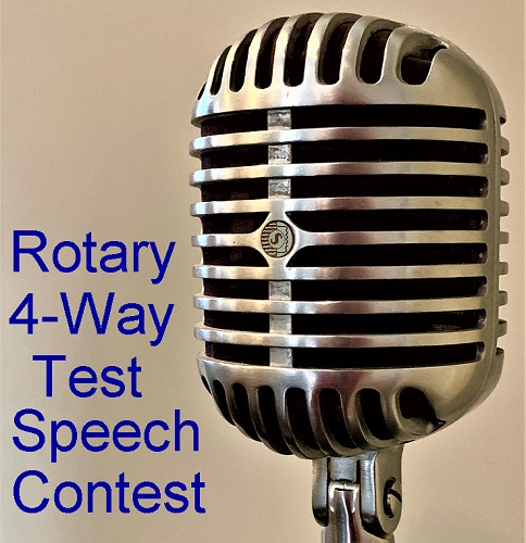 Cash Prizes In Rotary's