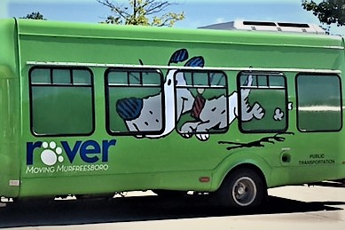 Rover, the City's public transportation service, is adding Saturday Rover routes as another enhancement to customer service. The new weekend service begins Feb. 1, 2020.