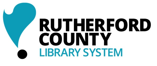 Upcoming Events at Rutherford County Library System