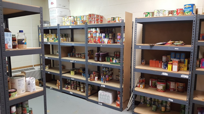Salvation Army's Food Pantry Needs FOOD!