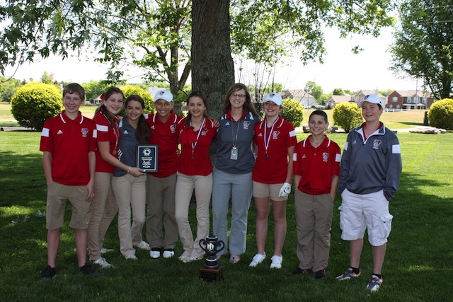 RuCo Middle School Golf Results