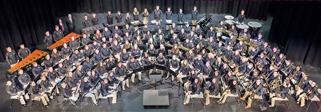 Stewart's Creek High School Band Honored