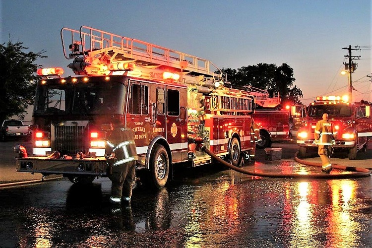 Firehouse Subs Helps Smyrna Fire Get 3 Mobile LED Light Towers