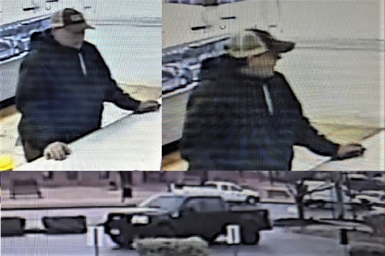 Smyrna Police Department is asking the public for assistance in identifying a man involved in a theft at a local pawn shop.