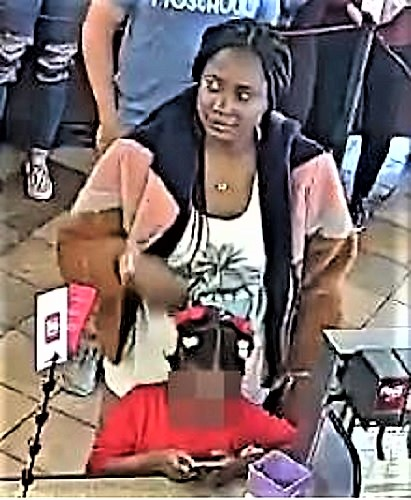 If You Recognize Her, Phone Smyrna Police 615-267-5012