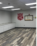 $25K in Renovations to Salvation Army by Lowe's Heroes