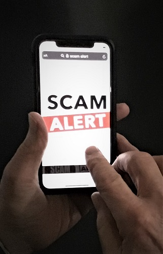 Texting Scam Targets Bank Customers