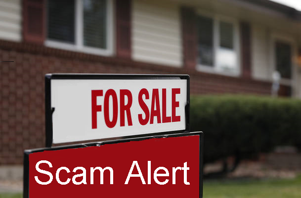 The Better Business Bureau warns consumers about a con artist posing as a real estate agent for TN HomeBuyers.