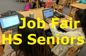 Blackman and Holloway Job Fair for Seniors
