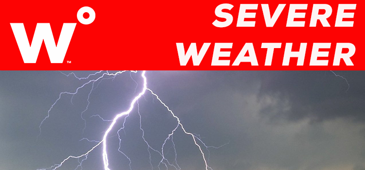 The potential for severe weather exists Sunday for Rutherford County and all of Middle Tennessee.