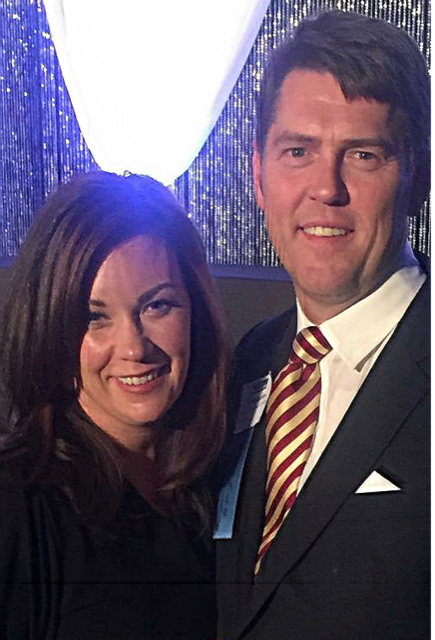 Senator Shane and Amanda Reeves named Firefly Supper Honorary Chairs