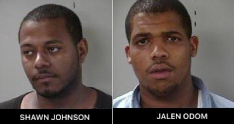 Arrest in S. Church Street Motel Robbery