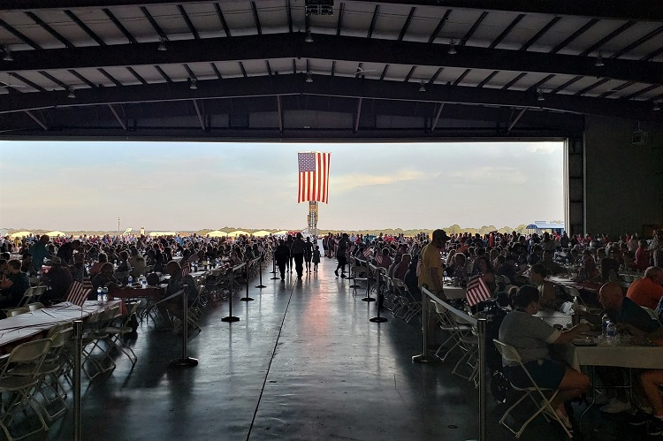 Rotary's 19th Annual WINGS OF FREEDOM FISH FRY!