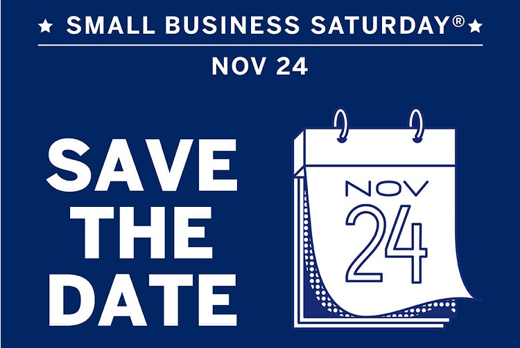 Mayor Declares November 24, 2018  Small Business Saturday