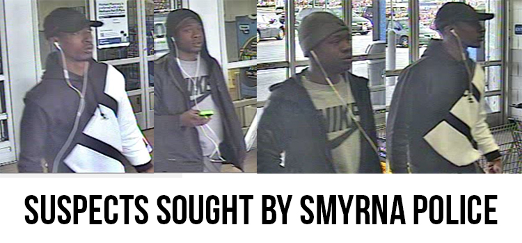 Smyrna Police Looking for Suspects in Stolen Credit Card Case