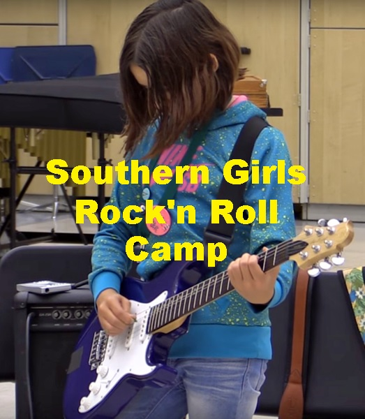 16th Annual Southern Girls Rock Camp