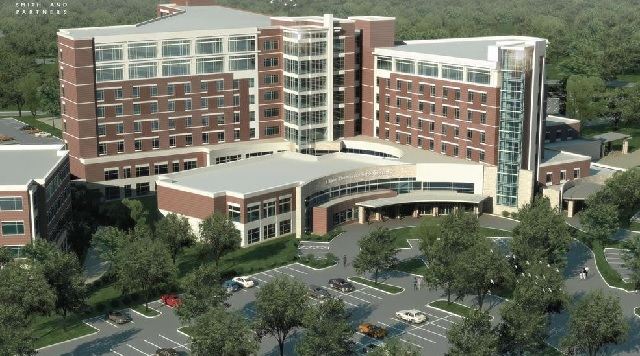 St. Thomas Rutherford Hospital Expanding