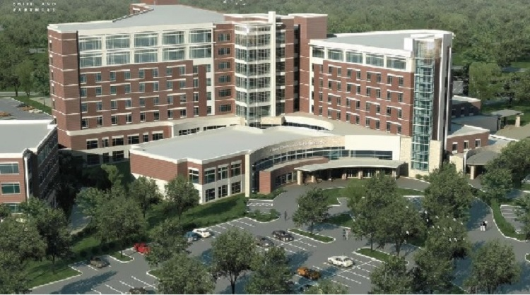 St. Thomas Rutherford Hospital Adding 3 More Floors