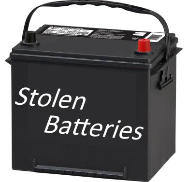 Used Car Batteries Near Me >> 3 500 Pounds Worth Of Used Car Batteries Have Been Stolen In