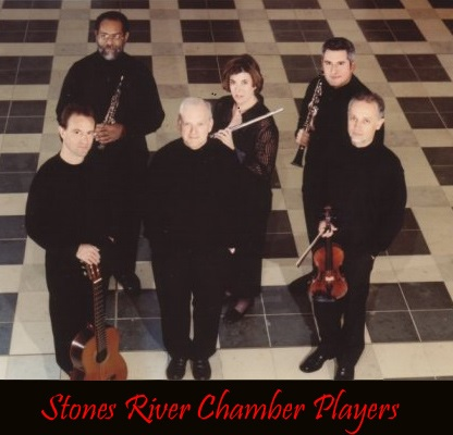 Stones River Chamber Players 7:30PM Monday Night at MTSU