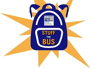 BRAA teaming with United Way's Stuff the Bus