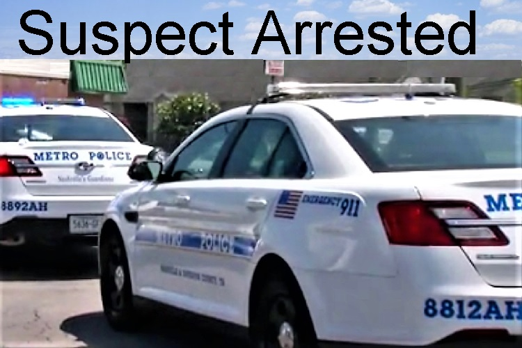 Police Pursuit Monday, Shots Fired, Arrest Was Made | Darrien A. Williams, arrested, domestic, shots fired, Smyrna apartment, Metro Police, La Vergne Police, Smyrna Police, Nashboro Village, WGNS