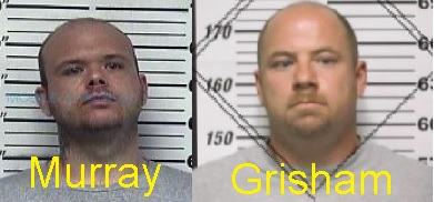 TBI Arrests Two Smith County Murder Suspects