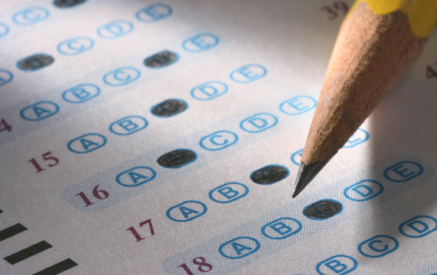 Standardized Test Scores Will Not Be Part of Final Grades for Co. Students