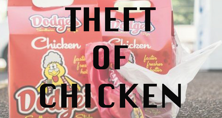 Local Chicken Bandit Sought