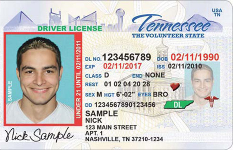 drivers license place murfreesboro tn