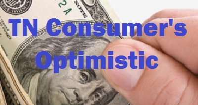 Tennessee Consumer's MORE Upbeat!