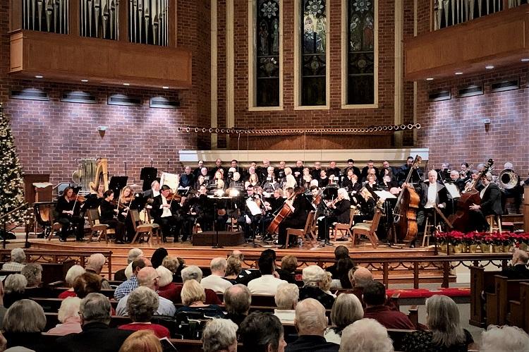 TN Philharmonic Christmas Concert Huge Success!