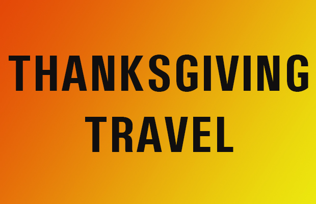 More Travelers Predicted for Thanksgiving