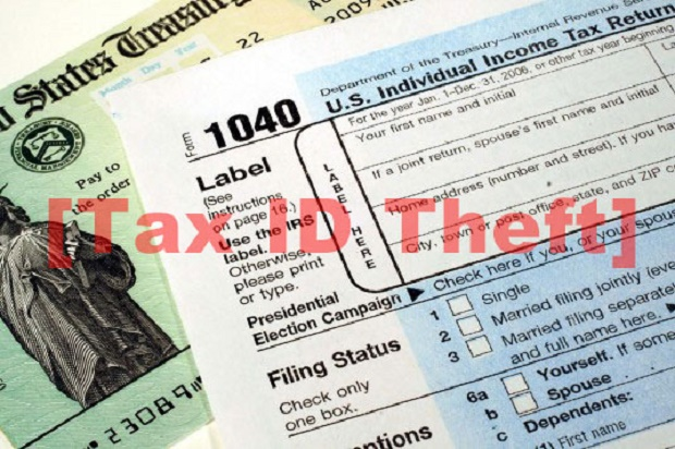 Several Reports of Tax Return Fraud