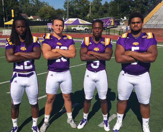 Tennessee Tech Football Has Rutherford County Flavor