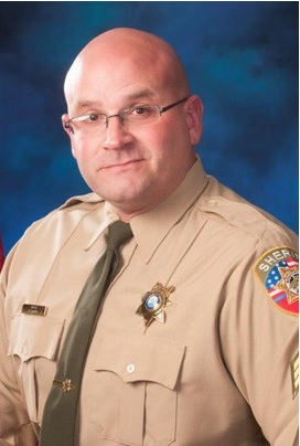 RCSO Sgt Todd Hammond Resigns Effective 12/4/2016