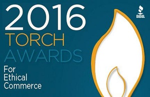 BBB Announces Torch Awards; Local Company One of Five Winners