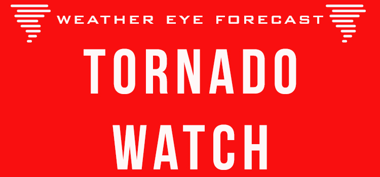 TORNADO WATCH for Rutherford Co. Until 11pm