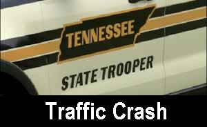 THP Involved In 5-Car Crash...Move Over For Emergency Vehicles