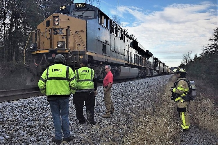 UPDATE: Murfreesboro Police say they have been able to identify the woman who was struck and killed by a train this past Sunday (Jan. 12, 2020).