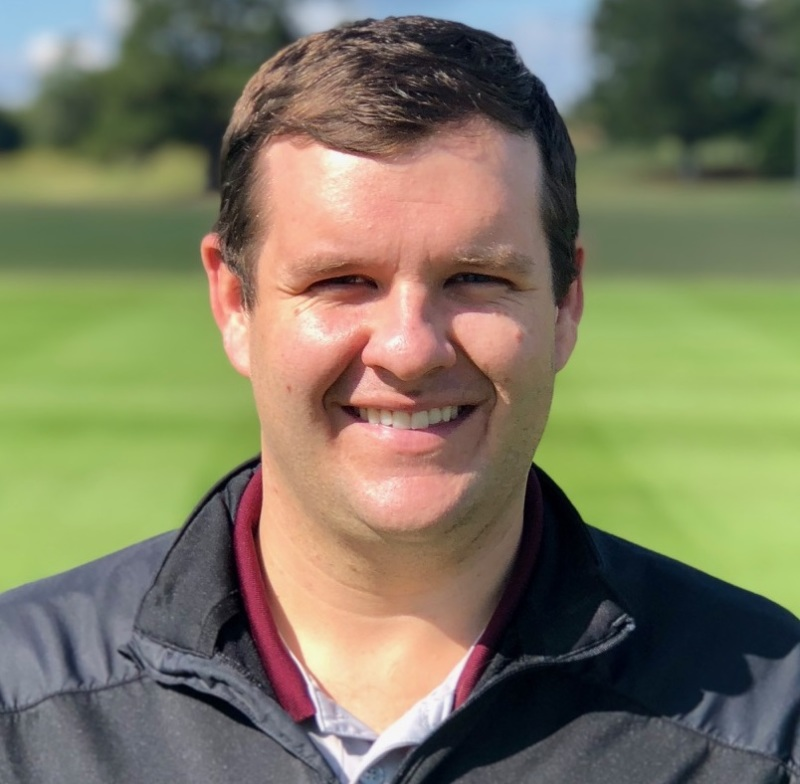 Trey Adams named Director of 'Boro Golf Department